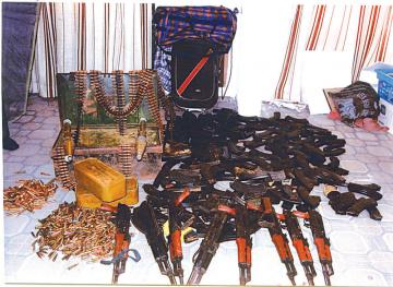 The Nation - Police seize rocket launchers, grenades from 'bank robbers'