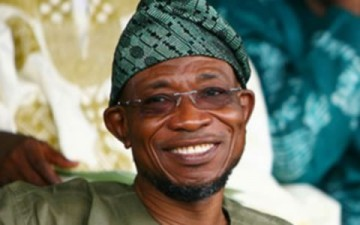 Ogbeni Rauf Argbesola,Executive Governor State of Osun