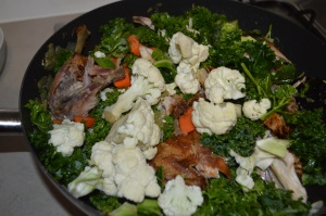 Vege Stir Fry -Chicken 023