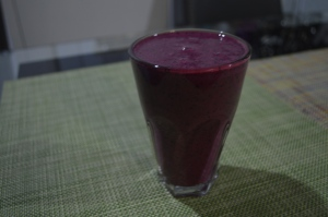 Blueberries, Lemon , Honey , Greek Youghurt (9)