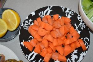 Carrots & Lemon