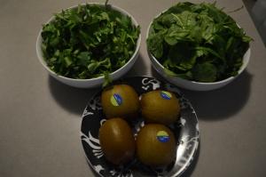 Celery Kiwi Spinach 001