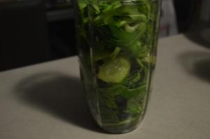 Celery Kiwi Spinach 008