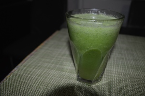Detox mix - Celery, Lemon & Lime