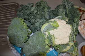 Kale Broccoli Cauliflower 002