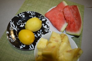 Lemon Watermelon Pineapple (1)