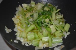 Onion + Celery