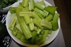 Zucchini,Kale, Celery (2)