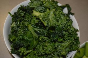Zucchini,Kale, Celery (3)