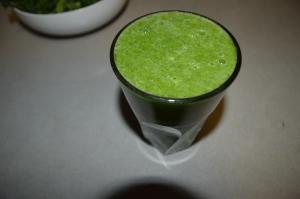 Zucchini,Kale, Celery (8)