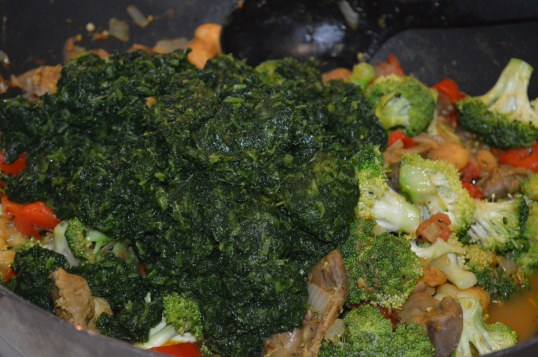 Spinach & Broccoli Vege Mix 029