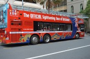 Tour Bus Brisbane