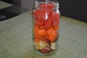 Cucumber Lemon Lime Apple Grapefruit Cayenne Pepper 013